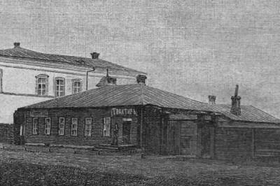 Трактир, сегодня часть музея Белинского - Чембар_трактир.jpg